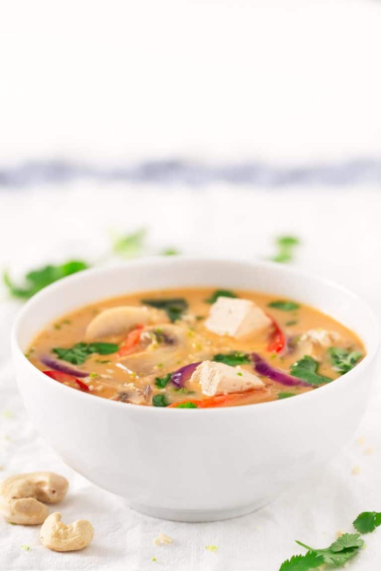 Sopa Vegan Thai