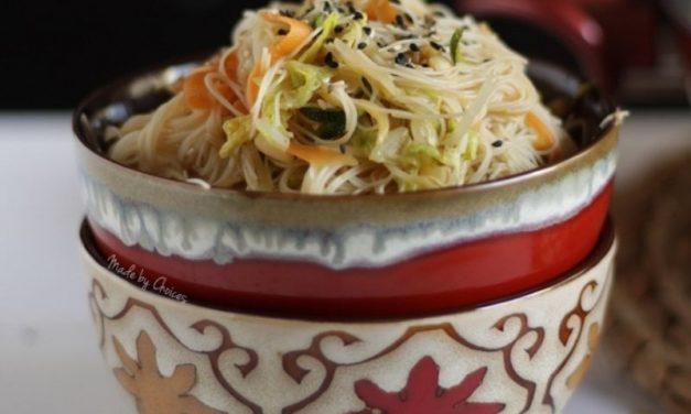 Noodles com vegetais | Veggie Noodles
