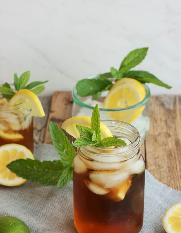 Iced Tea Saudável