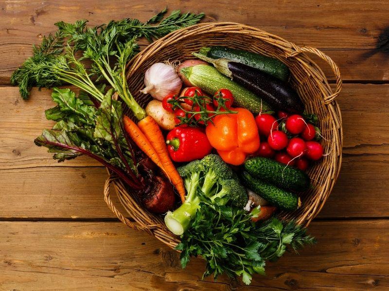 Frutas E Legumes Ao Domicílio