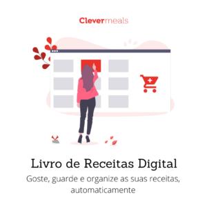 Livro Receitas Digital Clevermeals
