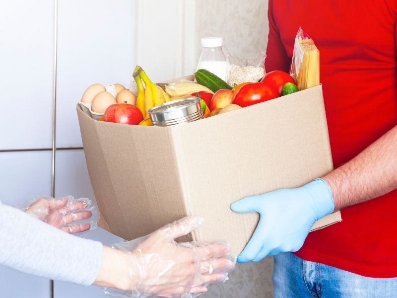 Alimentação Saudável Em Confinamento