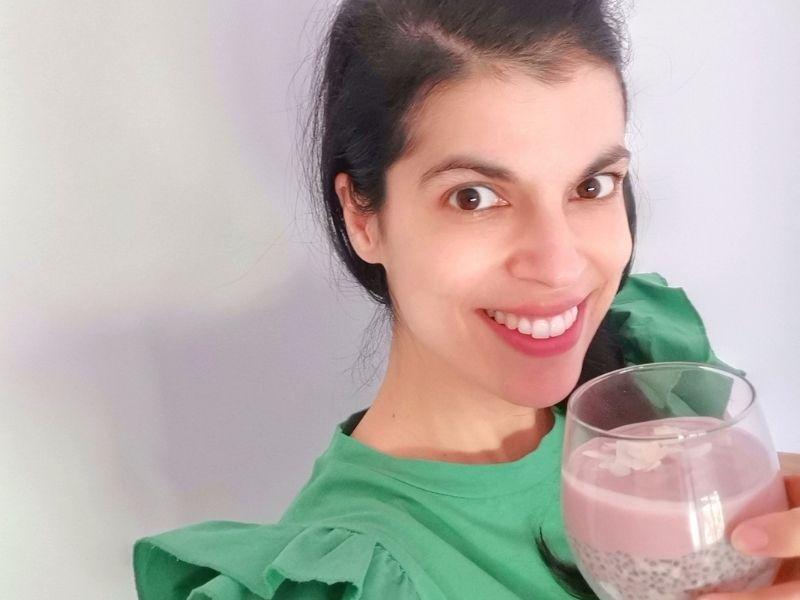 Receitas de Snacks Saudáveis com Lara Pires