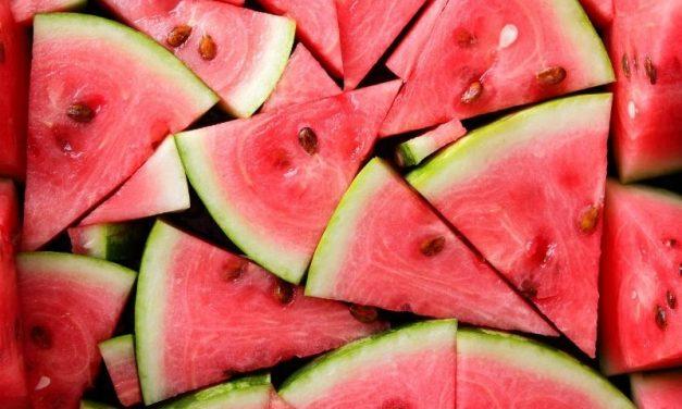 Melancia – Fruta da época