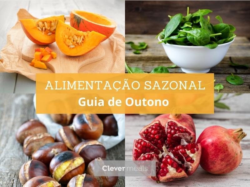 Outono: Guia da Alimentação Sazonal