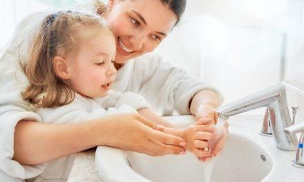 A Importância Da Lavagem Das Mãos